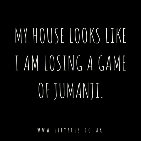 Funny quotes and sayings | messy house | kids quotes – Lilybels