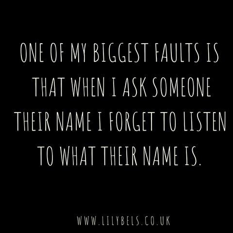 Funny life quotes, forgetful quotes, antisocial quotes