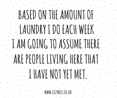 funny washing quotes
