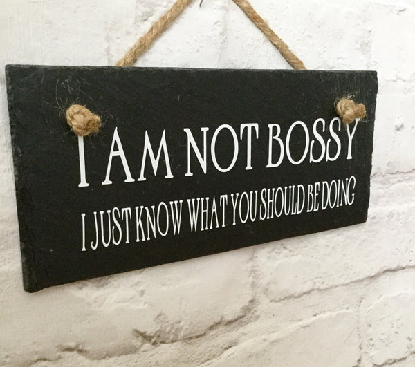I am not bossy....... - Lilybels