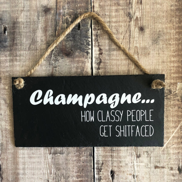 Champagne -How classy people get shitfaced - Lilybels