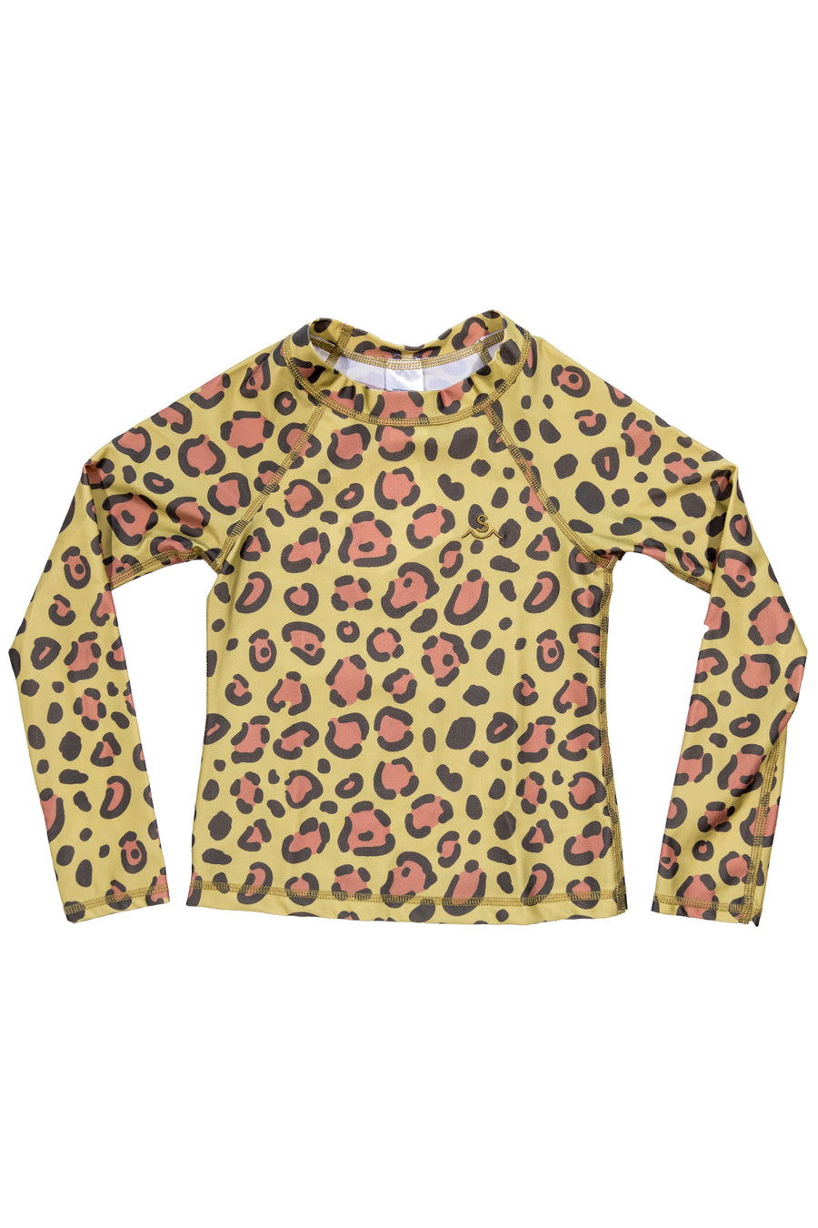 Kids Rashguard / Calico Crab