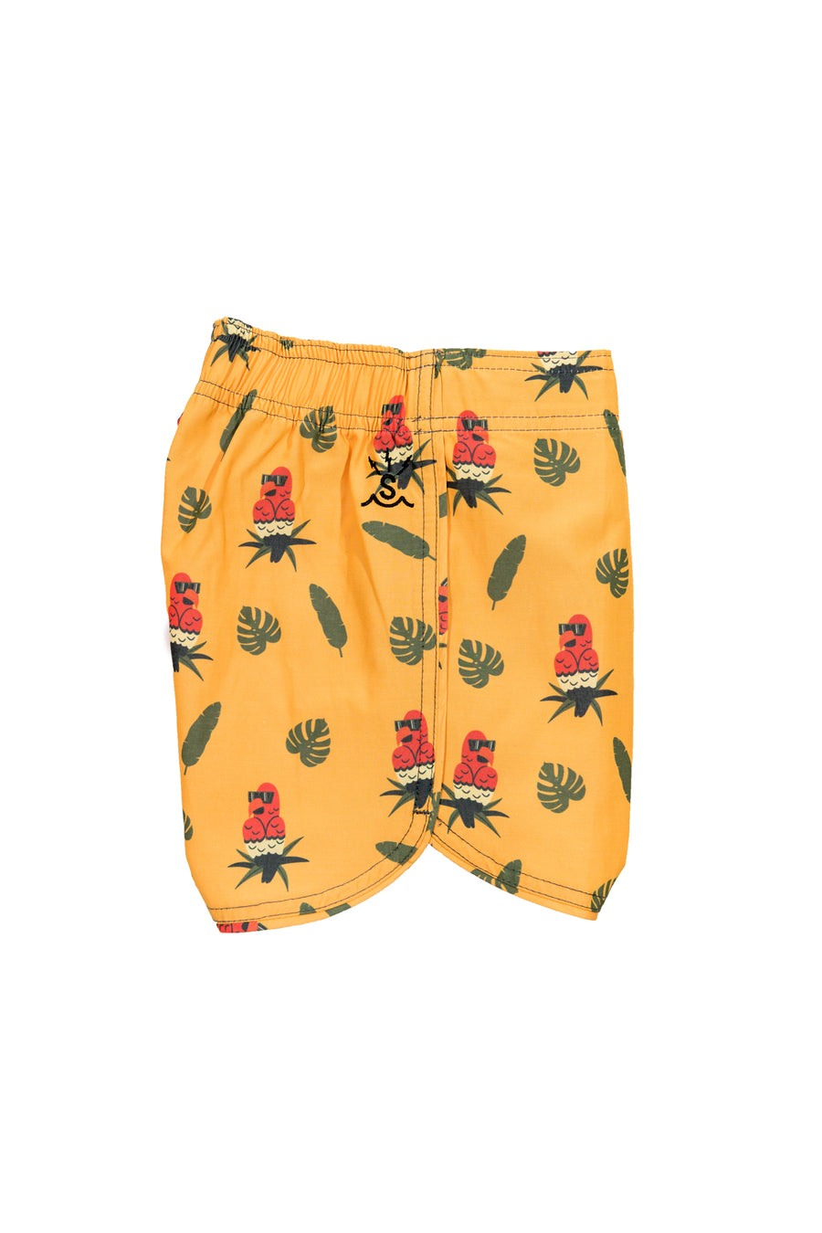 Seaesta Surf x Tiny Whales / Chill Parrot Boardshorts