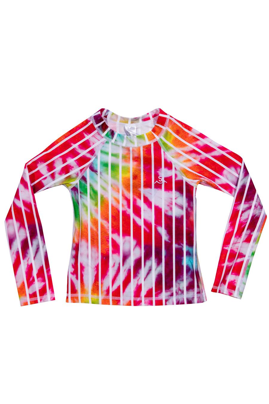 Kids Rashguard / Sea Ripple / Tie Dye