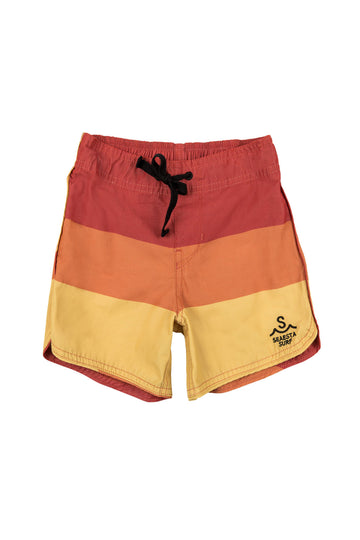 Triple Scoop / Sunset / Boardshorts