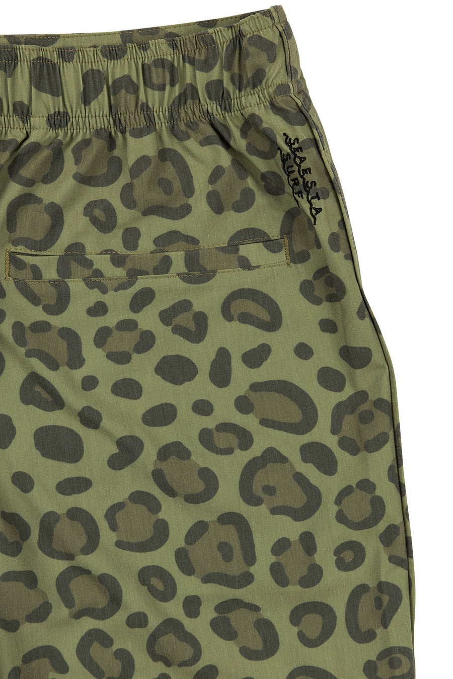 Men's Boardshorts / Calico Crab / Army