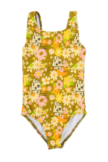 Seaesta Surf x Peanuts® Ditsy Floral Swimsuit
