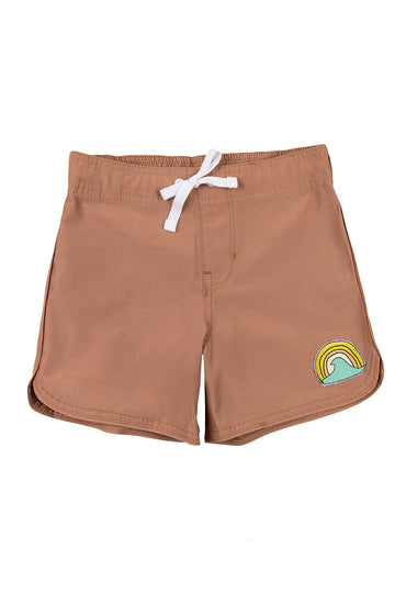 Seaesta Surf x Surfy Birdy Vitamin Sea / Khaki /  Boardshorts
