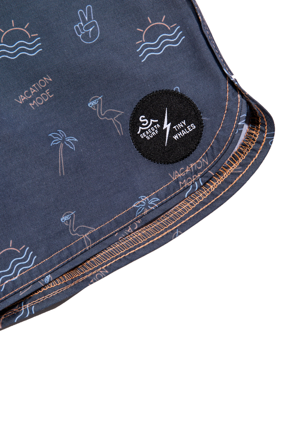 Seaesta Surf x Tiny Whales / Vacation Mode Boardshorts