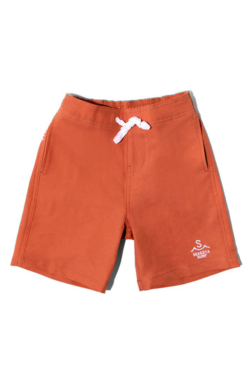 Seaesta Stay Dry Walk Short | Rust