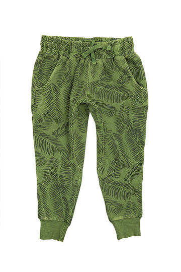 Sri Palms Mint Leaf Joggers