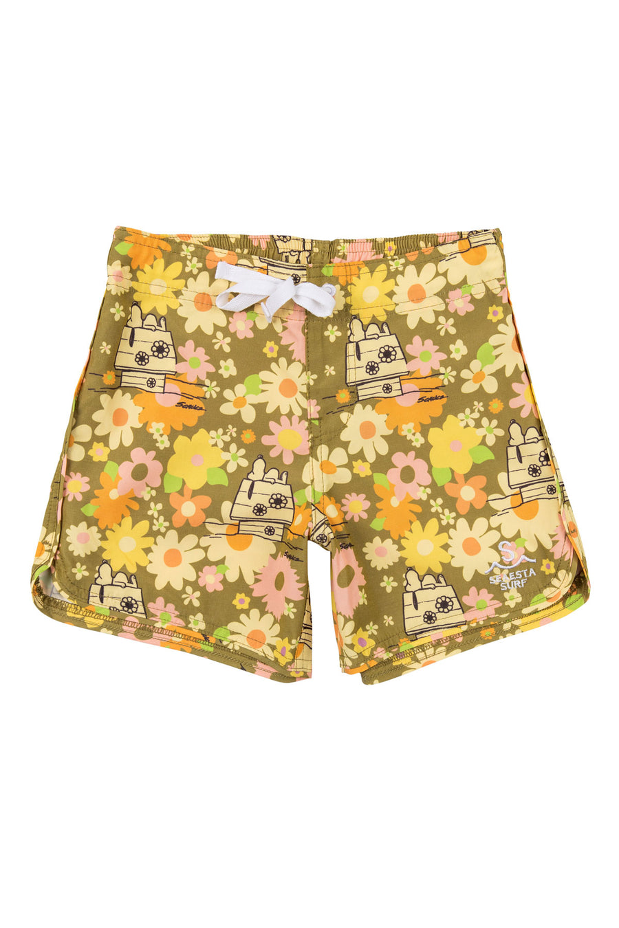 Seaesta Surf x Peanuts® Ditsy Floral Boardshorts