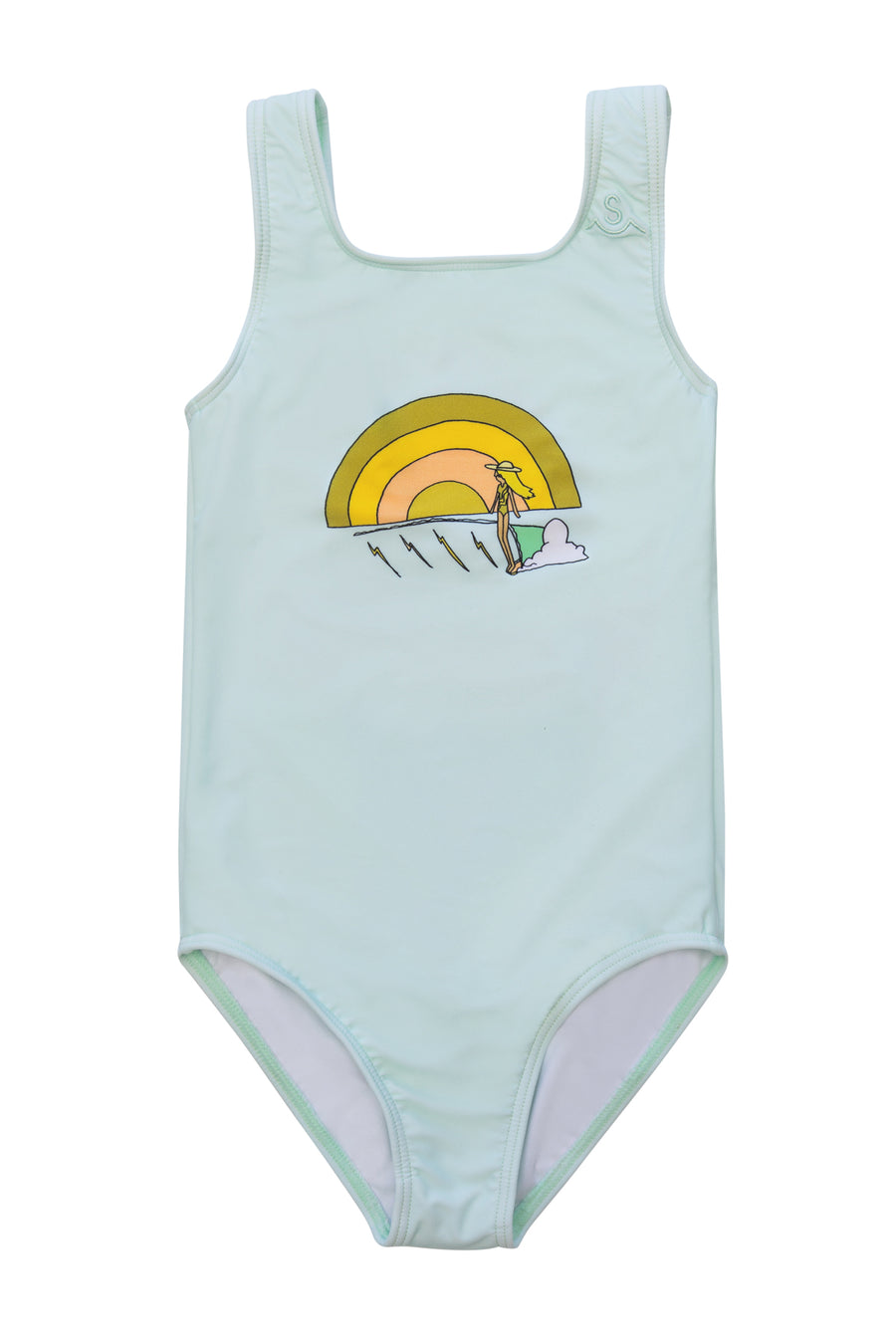 Surf Bird / Surfy Birdy x Seaesta Surf Swimsuit