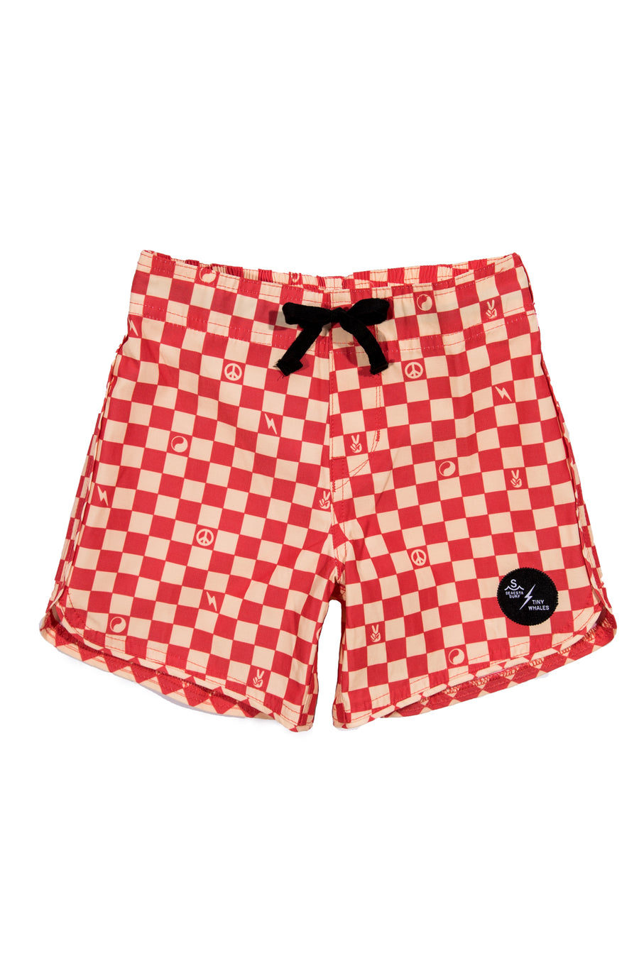 Seaesta Surf x Tiny Whales / Check 1.2 Boardshorts