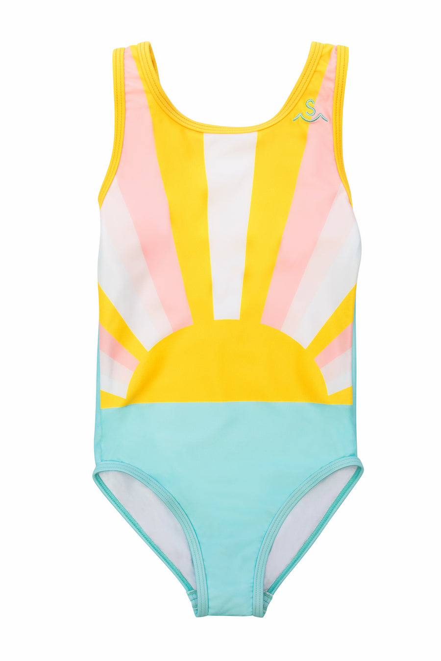 Seaesta Surf x Tiny Whales Sun Child Swimsuit