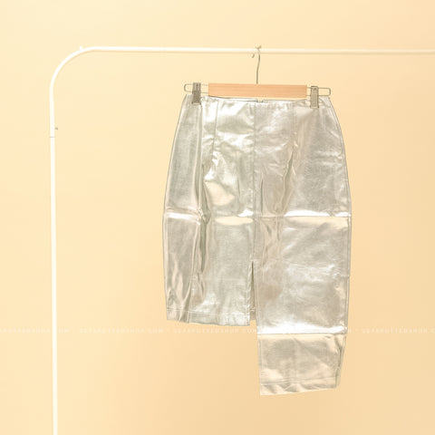 Finley Metallic Skirt