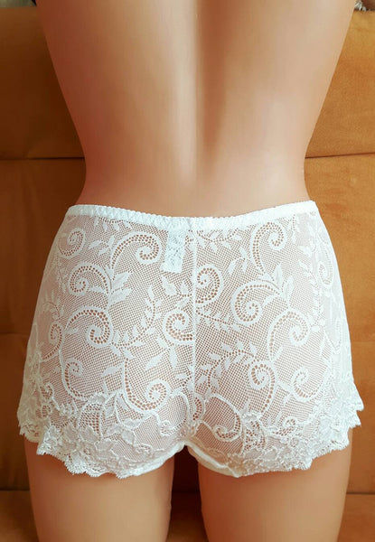 handmade,lace thong,lace lingerie,white lace,white,sexy underwear,lace underwear,wedding thong,bridal underwear,wedding lingerie,pineapple