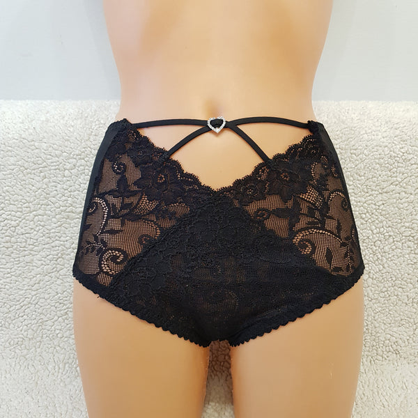 Panties black mesh,crotchless panties,see through,wedding,lace crotchless,shorts,lace panties,sexy lingerie woman,night thong,black lace