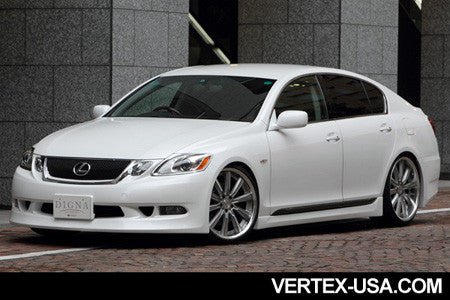 Lexus GS460/350 Vertex Digna 3PC Full Kit
