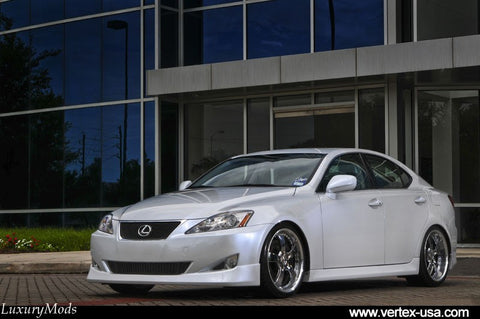 Lexus IS350/IS250 Vertex Digna Full 3PC Lip Kit
