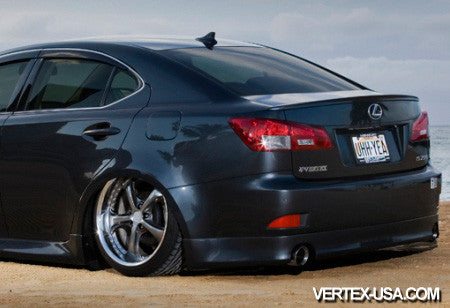 Lexus IS350/IS250 Vertex Digna Rear Lip