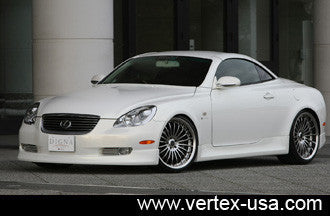 Lexus SC430 Vertex Digna Full Half Kit