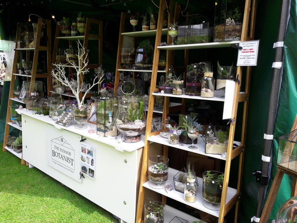 The Indoor Botanist Trade Stand - Long