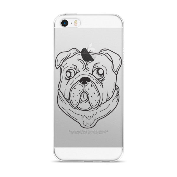Pugsley iPhone Case