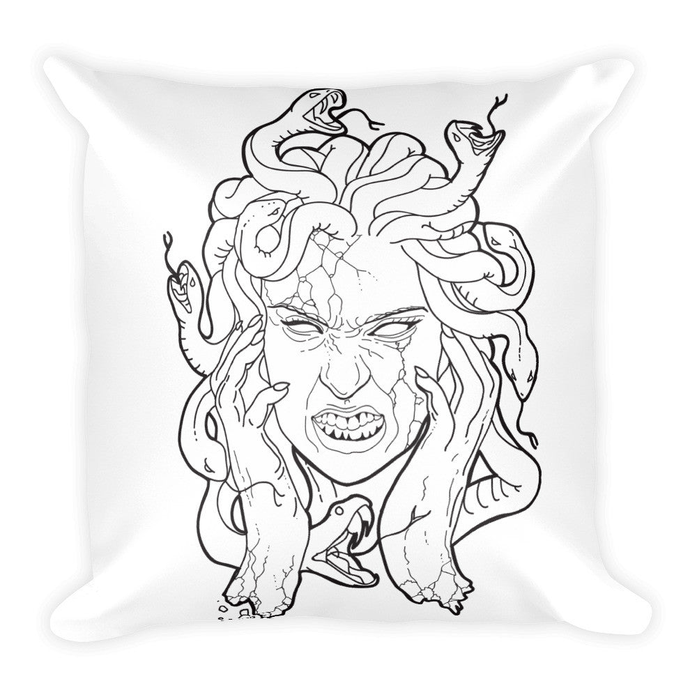 Medusa Pillow