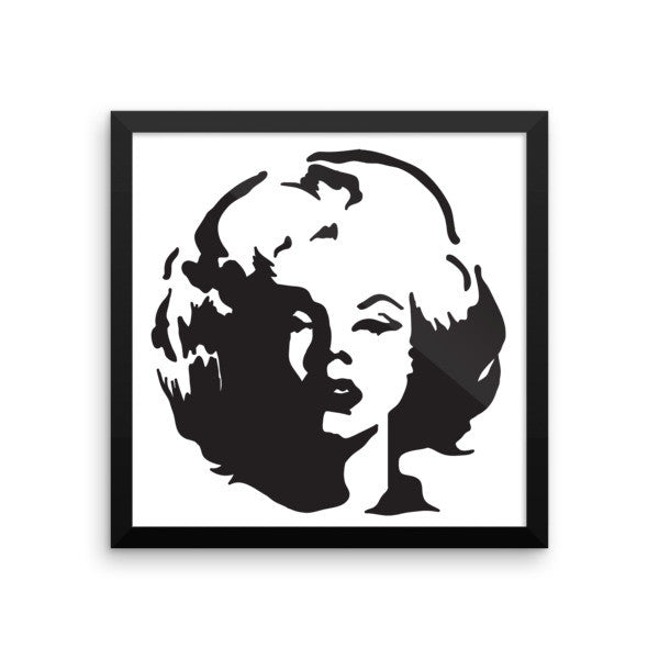 Monroe Framed Art