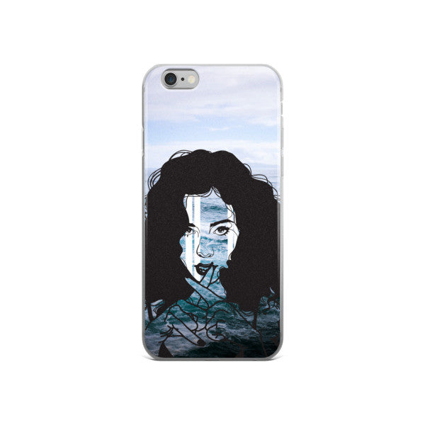 Fingers Crossed iPhone Case