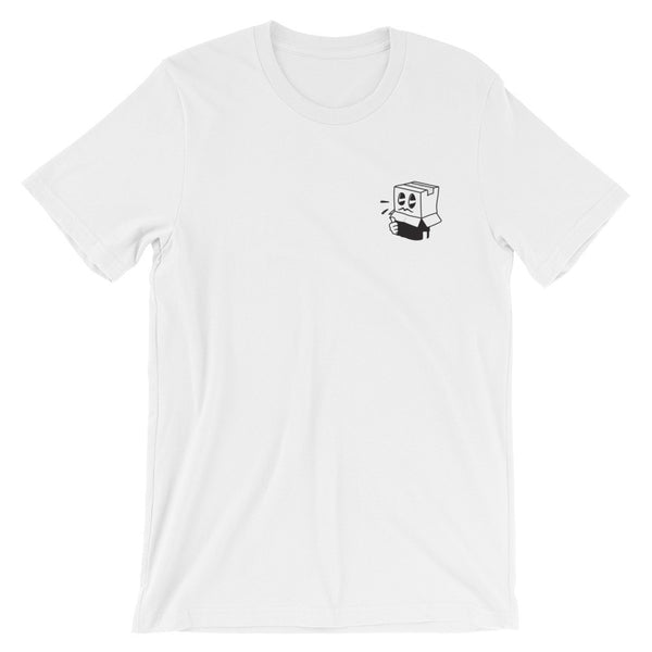 Mr Box Head Tee