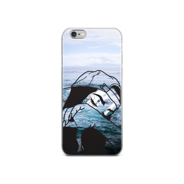 Over It iPhone case