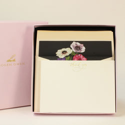 LUXURY CORRESPONDENCE SET - ANEMONE