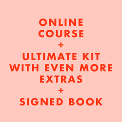 Beginners Modern Calligraphy Course - Bundle 5