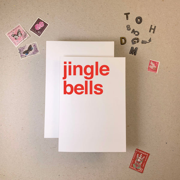JINGLE BELLS - AVAILABLE FROM 30/09/19! - AVAILABLE FROM 30/09/19!