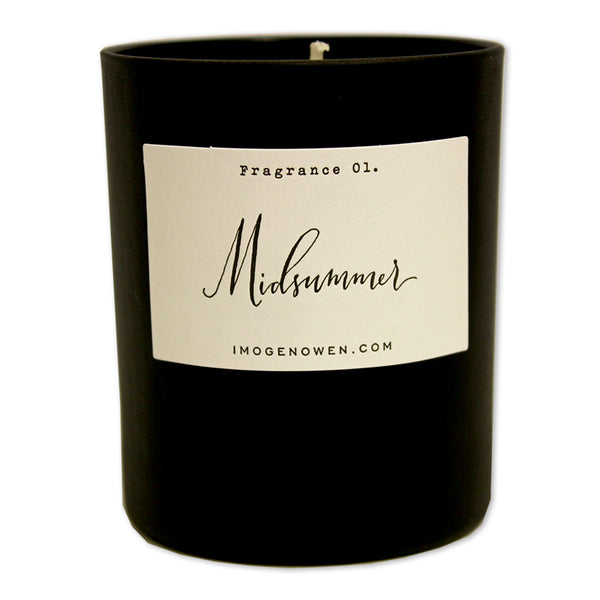MIDSUMMER SCENTED CANDLE