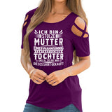 Stolze Mutter T-shirt