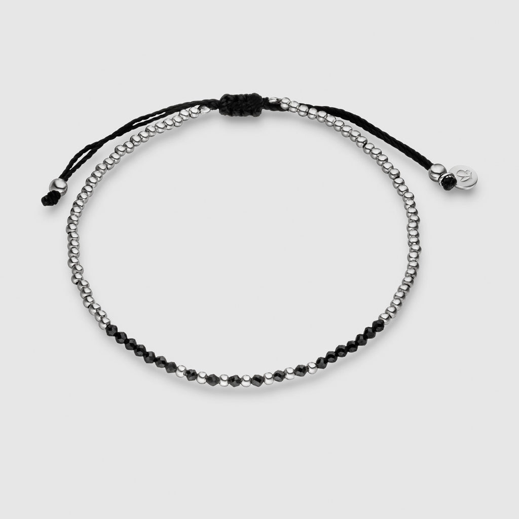 Armband Sterling Silber Spinell