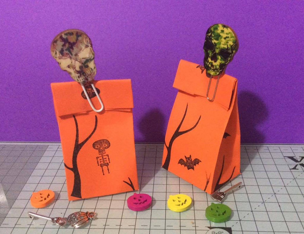 Design Team Video: Halloween Treat Bags