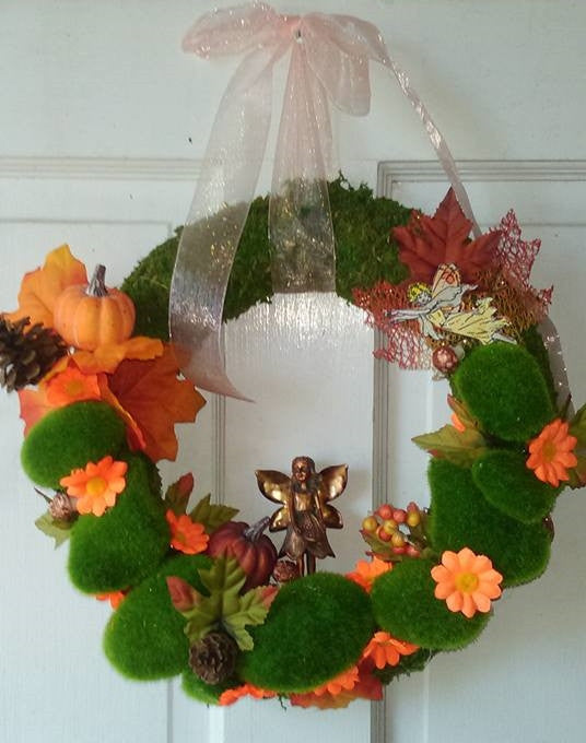 Guest Design Team Video: Fairy Garden Wreath