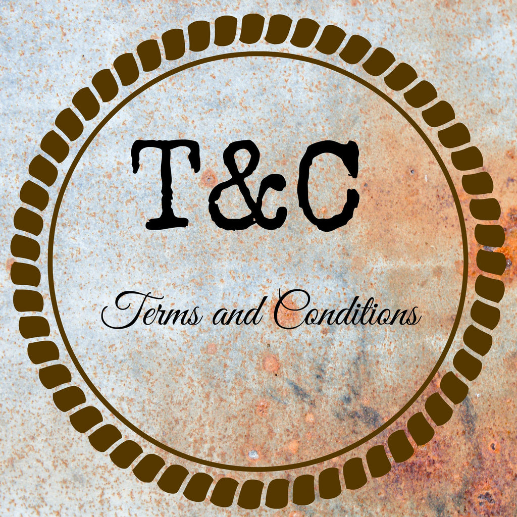T&C - Terms & Conditions