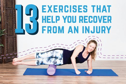Exercises to Help You Recover From an Injury