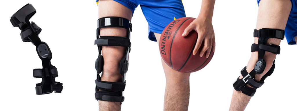 Functional ACL Knee Brace