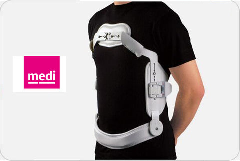 MEDI 4C FLEX HYPEREXTENSION BACK BRACE