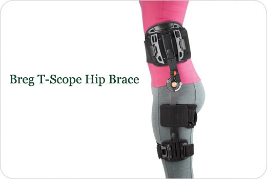 Breg T-Scope Hip Brace