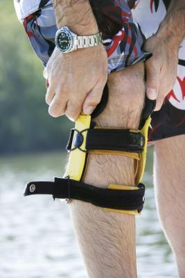 Functional knee braces can help reduce re-injury to your knee