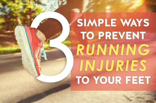 Give Your Feet Some TLC to Stay Safe on Your Runs