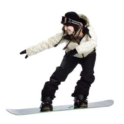 Learn proper technique and specific exercises to prevent knee injuries while snowboarding.
