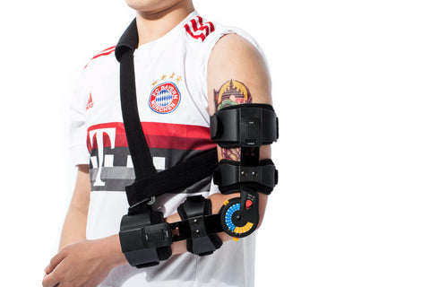 Orthomen ROM Elbow Brace